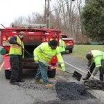 pot hole repair